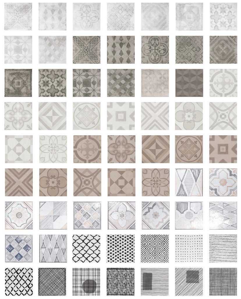 Ceramic tile industry