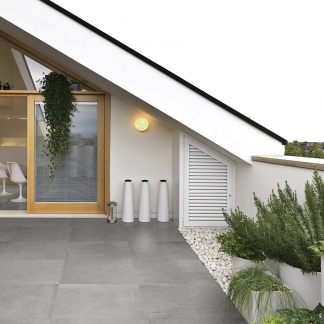 Terratinta Ceramiche Terrace Design