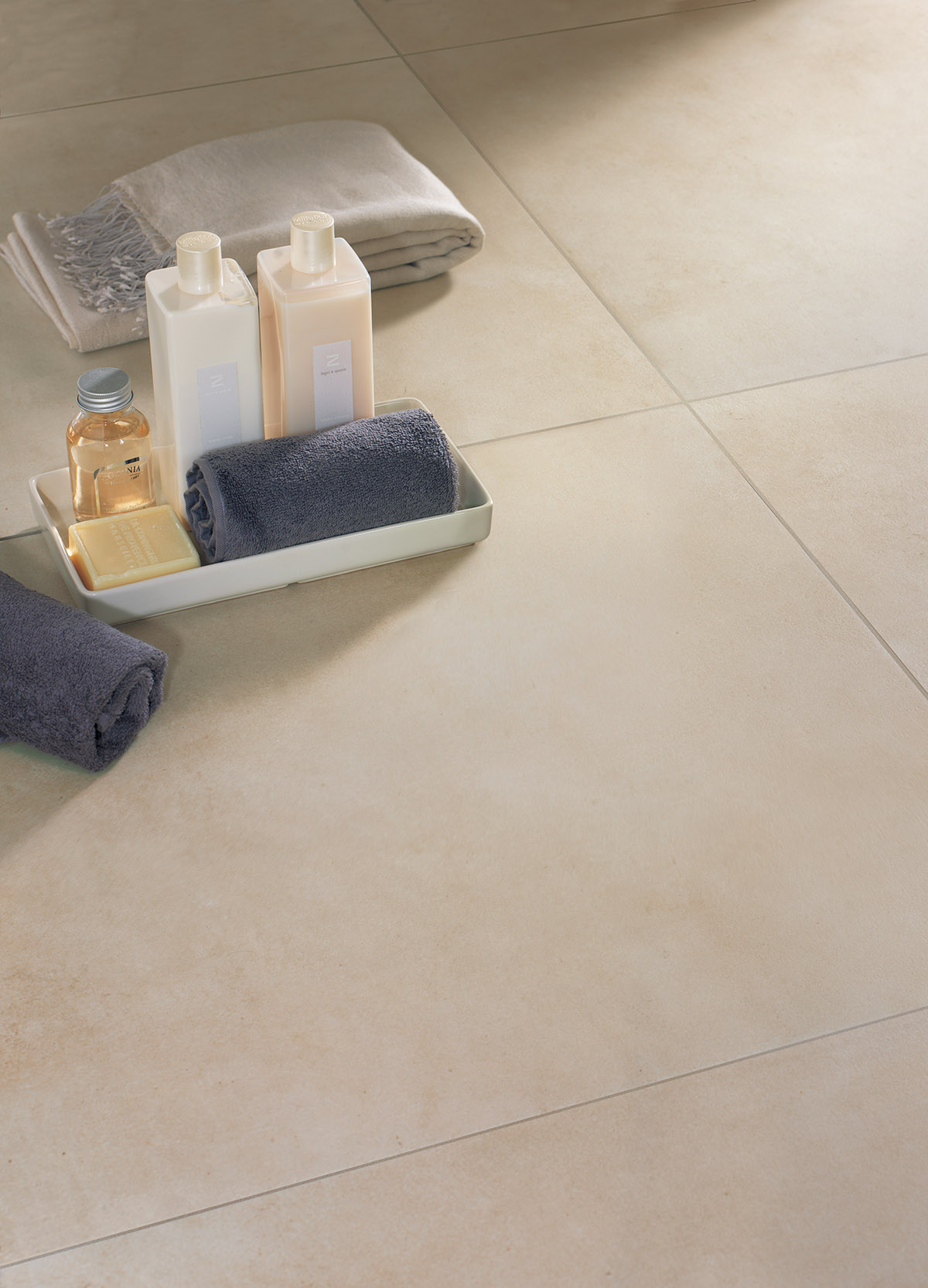 BETONTECH Part Of The Four Shades Concept Terratinta Ceramiche - Feinsteinfliesen 60x60