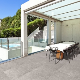 Terratinta Ceramiche Patio Design