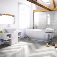 Terrratinta Ceramiche Bathroom Design