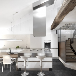 Terratinta Ceramiche Modern Kitchen