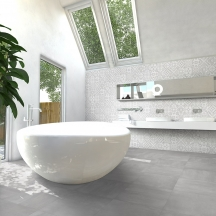Betongreys Cold Bathroom Design