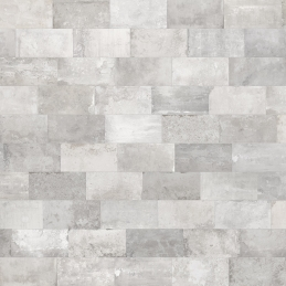 Betonbrick Floor White-Grey 10x20