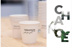 CHANGE PROJECT: TERRATINTA GROUP AIMS TO BE PLASTIC FREE