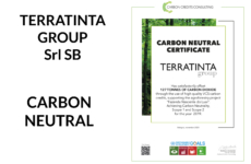 Terratinta Group becomes a CARBON NEUTRAL company